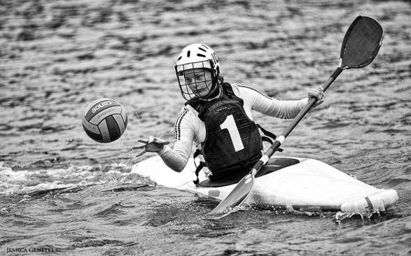 Parfois, la photo de sport est aussi un prétexte pour s'amuser avec le post-traitement...